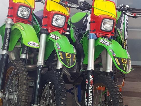 ELBA Kawasaki KX