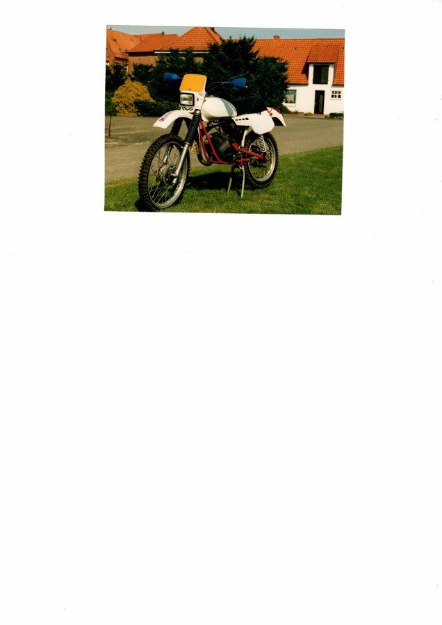 ein Schätzchen aus Jugendtagen stark modifiziert 1988