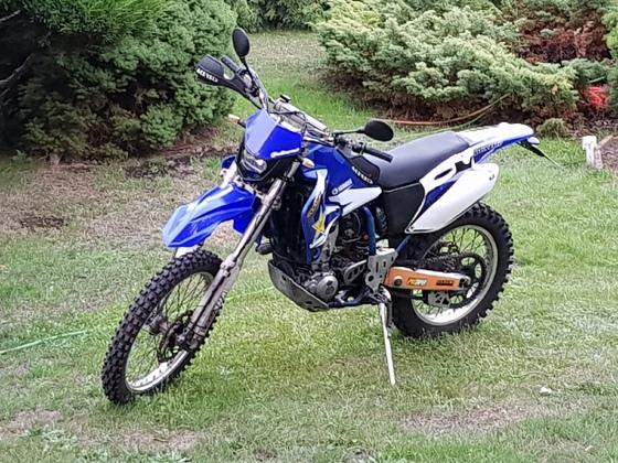 YamahaWR400f