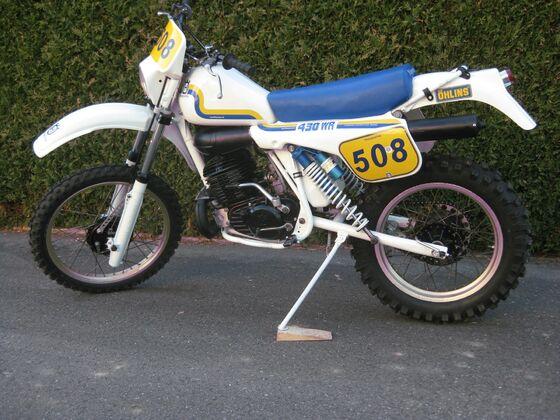 430er Husquarna