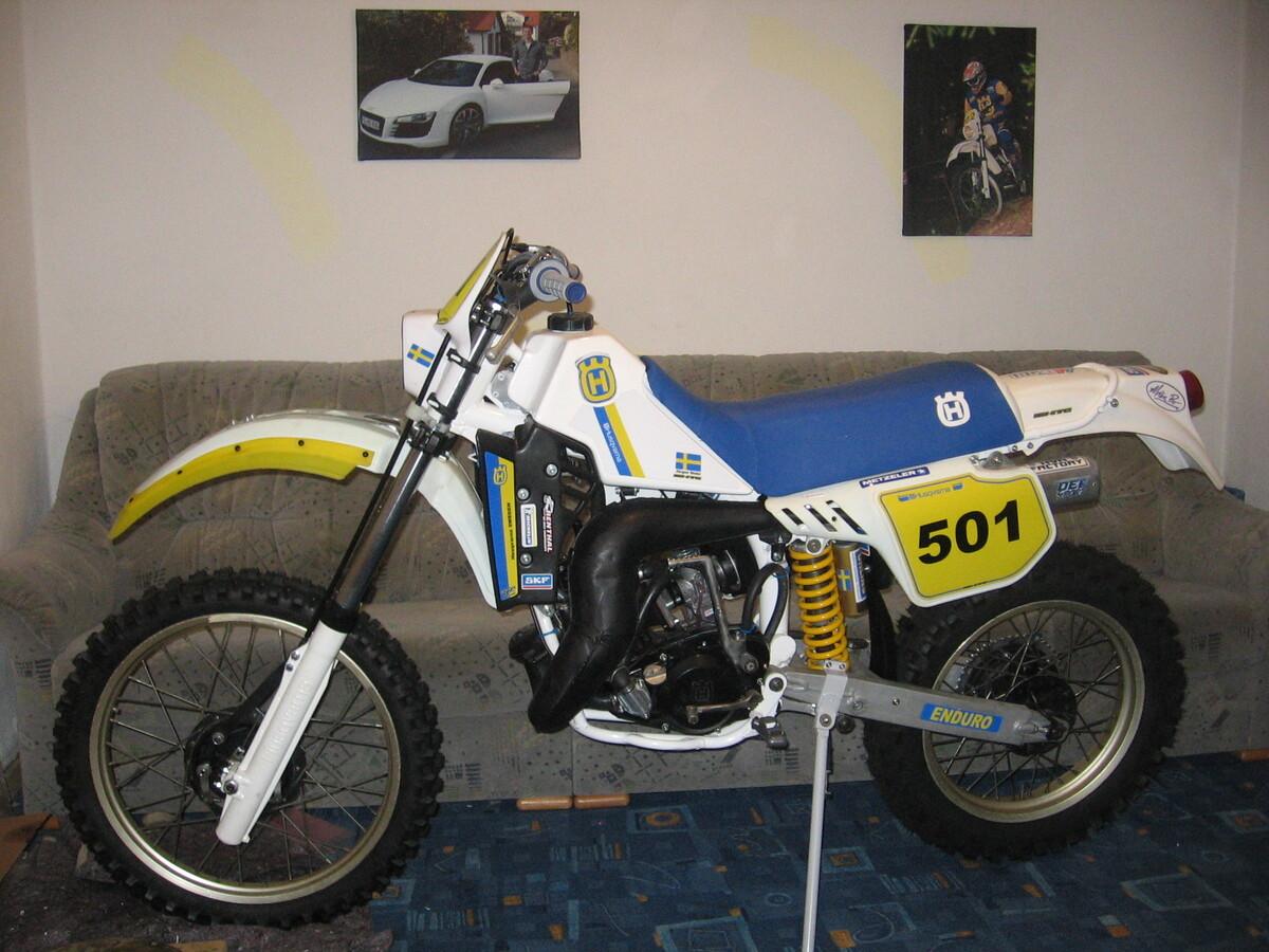 Husqvarna WRLC 240-1985