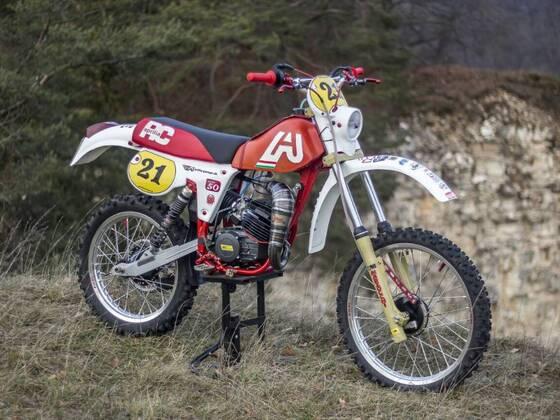 Aprilia RC 50 1978