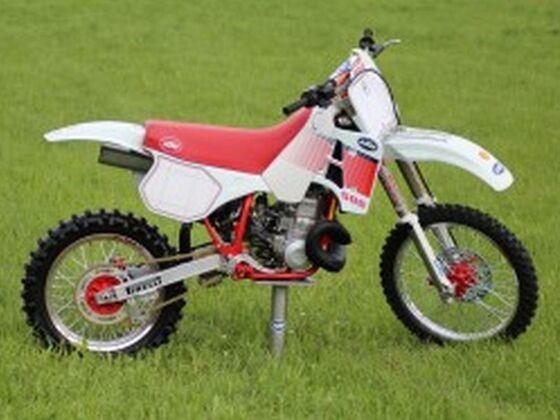 KTM  500  1989
