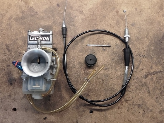 Lectron 38mm