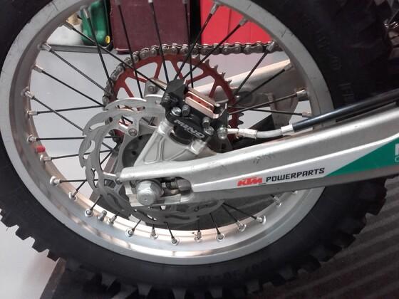 KTM Freeride Mino Bremssattel