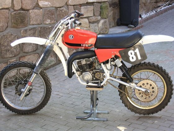cz 125 / 516 1986