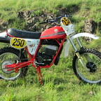 PUCH Frigerio 250 GS F2 / Bj.1978