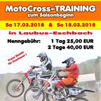 MX-Training L.-E. 2018