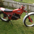 Fantic Trial 200 TX350