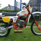 KTM 125 GS 1980