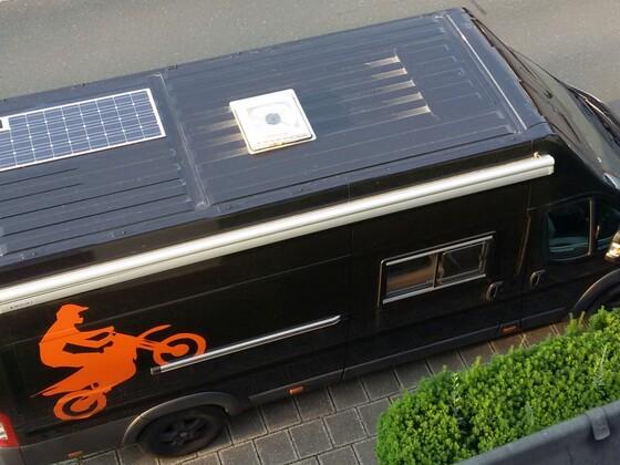 Kermit 2.0 hat jetzt auch Solar! :-))