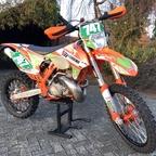 KTM EXC 250 2015