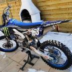 Yamaha YZ250F 2021 Monster Edition