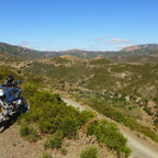 Burcei Hinterland South Sardinia