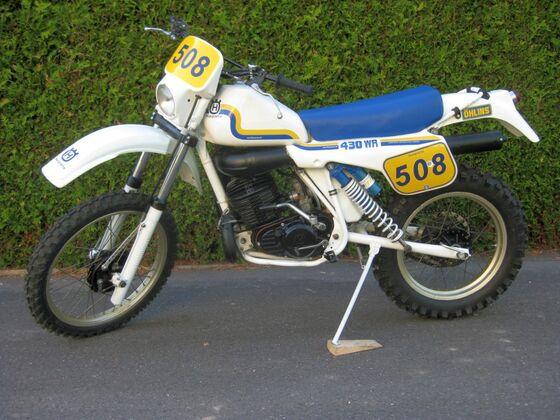Husky WR 430 , 1983