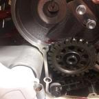 Schwinge-Motor