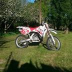 Yamaha YZ 250 1990