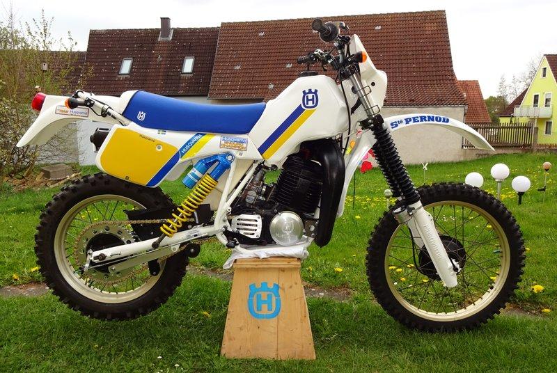 Husqvarna WR500  1984
