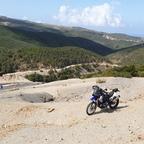 Piscinas-Guspini South Sardinia