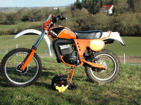 SWM TF1 BJ 1980