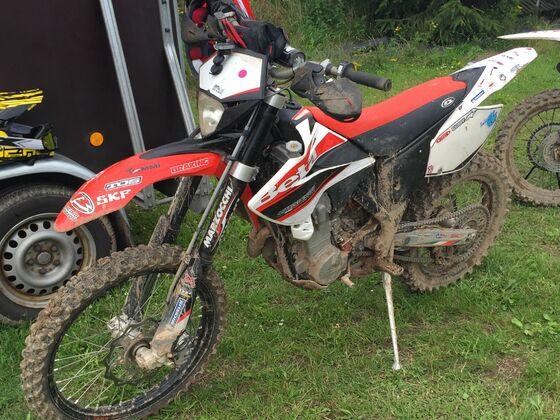 Schrammis BETA RR 450 MY09 #2