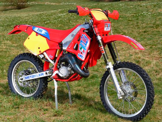Moto tm 125cc