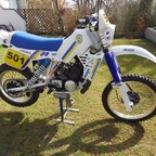 Husqvarna WRLC 400-1984