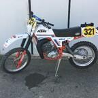 KTM GS 250/II  1981