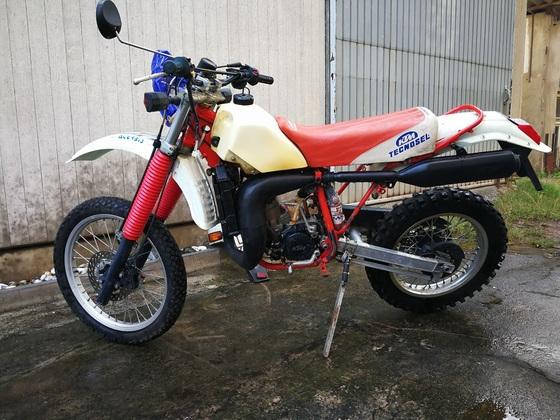 KTM GS 300 ED BJ. 1985