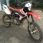 Schrammis BETA RR 450 MY09 #3