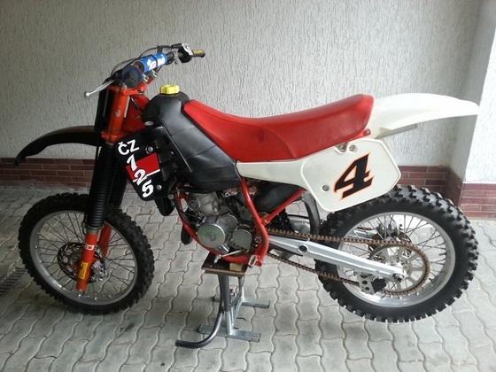 CZ 125 / 519 1991