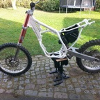 yz chassis