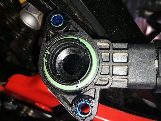 Sensorkappe