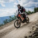 Bosnia-Rally 2019 mit KTM 690 Rally Raid Evo02