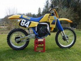 Suzuki RM 125  1984