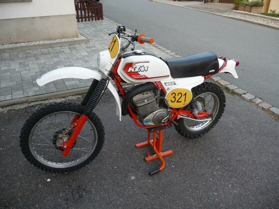 KTM GS6 250 1978