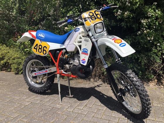 KTM GS 350 1986